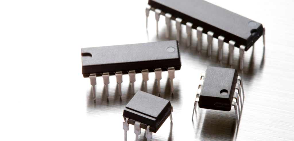 La evolución de los Microprocesadores